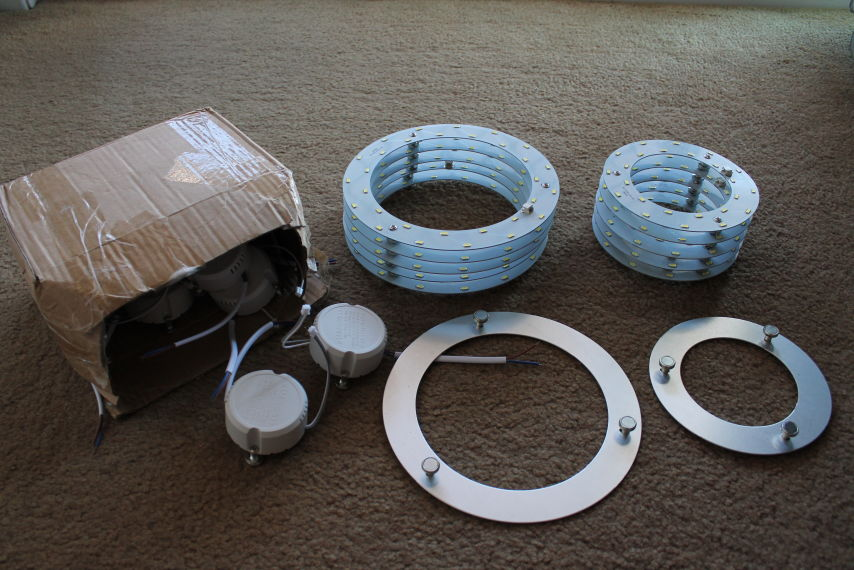 Project Green House 1 Led Replacement Lighting For