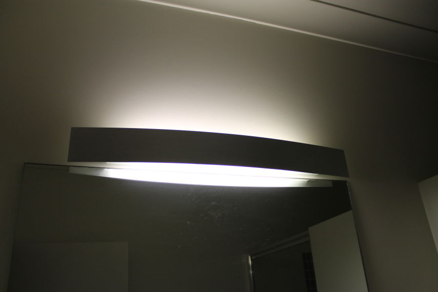 Before tube present & Project u0027Greenu0027 House #2: LED replacement lighting for straight T5 ...
