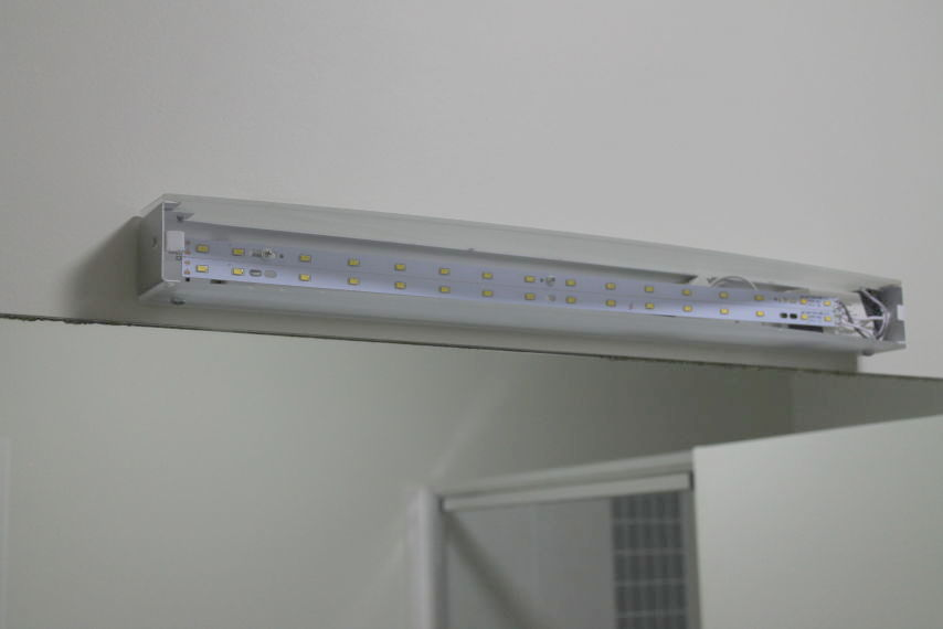 After - LED board replacement